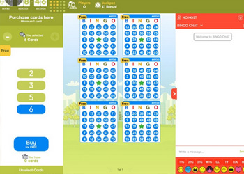 75 Ball Bingo - BingoStreet Game