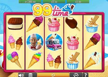 99 Time Slot Game
