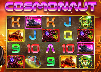 Cosmonaut Slot Game