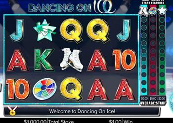 Dancing on Ice Slot Game