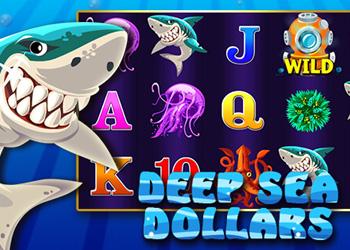 Deep Sea Dollars Slot Game