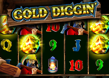 Gold Diggin Slot Game