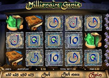 Millionaire Genie Slot Game