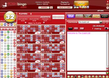 Posh Bingo - 90 Ball Bingo